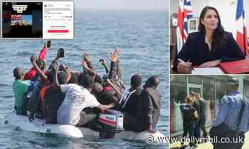People-smugglers are brazenly touting their services to get migrants to Britain for £20k on TikTok