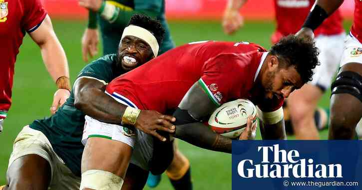 Lions have destiny in their own hands after stirring comeback | Robert Kitson