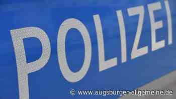 Polizei bittet um Hinweise: Unbekannte brechen Bauwagen in Motzenhofen auf - Augsburger Allgemeine