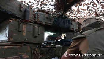 Konfliktgebiet Ostukraine: Besatzer brechen 10 Mal die Waffenruhe - Ukrinform. Nachrichten der Ukraine und der Welt