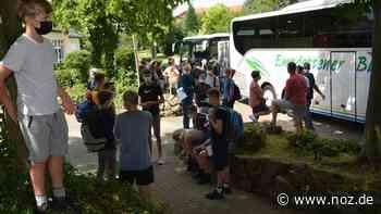 Zeltlager in Corona-Zeiten: Hagener Kinder brechen ins Emsland auf - noz.de - Neue Osnabrücker Zeitung