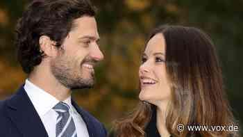 Carl Philip & Sofia von Schweden brechen bei Taufe ihres Sohnes mit der Tradition - VOX Online