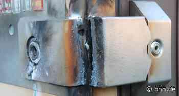 Unbekannte brechen Zigarettenautomat in Keltern auf - BNN - Badische Neueste Nachrichten