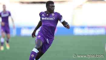 Alfred Duncan on target as Fiorentina defeat Foligno 11-0 in friendly