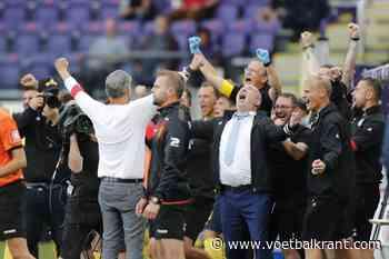 """Mazzu klopte Anderlecht met zijn 1B-team aan de aftrap: """"We zijn zoveel matuurder geworden sinds februari"""""""