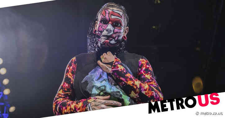 WWE legend Jeff Hardy pulled from event after testing positive for Covid-19