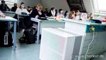 Lüftungsgeräte an Schulen: Landkreis Miesbach plant Investitionen in Millionenhöhe - Merkur.de