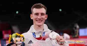 Team GB taekwondo star Bradly Sinden praises mum who never let him skip training