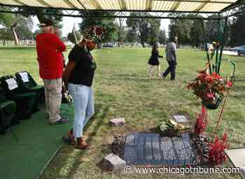 Headstone unveiled in Blue Island's Lincoln Cemetery shares story of teen whose killing sparked 1919 Chicago race riot - Chicago Tribune