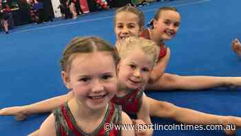 Port Lincoln Gymnastics Club finish country champions - Port Lincoln Times