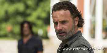 The Walking Dead Boss Explains Delay In Andrew Lincoln's Rick Grimes Movie - CinemaBlend