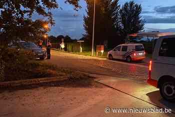 Politie zoekt met helikopter naar mogelijk neergestorte paramotor in Herk-de-Stad