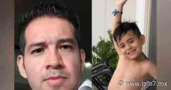 Buscan a padre e hijo desaparecidos en Monterrey - INFO7 Noticias