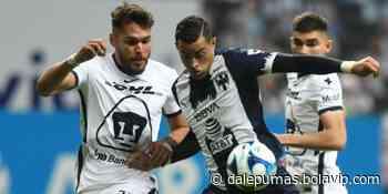 Pumas UNAM vs. Monterrey: ¿cuándo, a qué hora y en qué canal ver EN DIRECTO el duelo por Liga MX - Dale Pumas - Bolavip