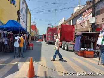 Cierran negocios calle para operar en el centro de Monterrey - POSTA