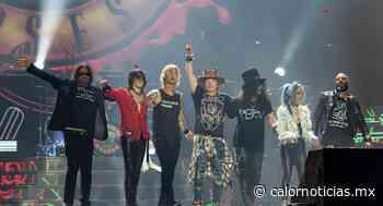 Confirma Guns N' Roses concierto en Monterrey - Calor Noticias