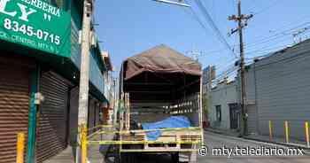 Monterrey. Encuentran muerto a hombre en caja de camión de carga - Telediario Monterrey