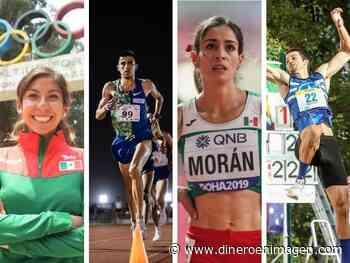 4 atletas mexicanos en Tokio 2020 son del Tec de Monterrey - Dinero en imagen