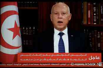 Tunesische president ontbindt parlement en ontslaat premier na straatprotesten