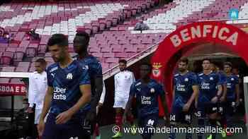 Amical - Benfica-OM (1-1) : le résumé vidéo