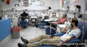 El Banco de Sangre realiza entre 12 y 14 donaciones por aféresis al día, pero necesita llegar a 16 - Noticias de Navarra