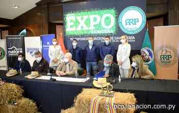 Banco Basa, el banco oficial de la Expo Nacional de Ganadería - La Nación.com.py