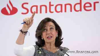 Banco de Santander ganará 3.310 millones de euros en el primer semestre - Finanzas.com