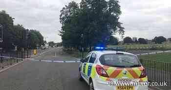 Two dead and two injured after 'stolen car' crashes during police chase
