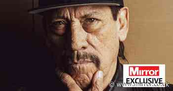 Danny Trejo opens up on jail time, drugs and his life as counsellor