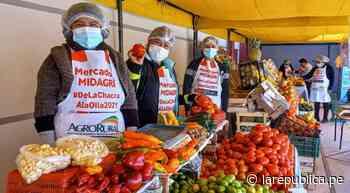 Arequipa: programan mercado De la chacra a la olla hasta el 27 de julio - La República Perú