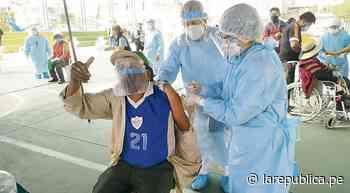 Vacunación de menores de 47 años en Arequipa depende del envío de dosis - La República Perú