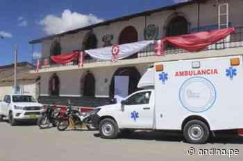 Arequipa: equipan centro de salud de Caylloma para atender emergencia sanitaria - Agencia Andina