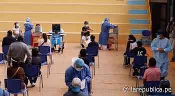 COVID-19: vacunas bajaron la mortalidad en grupos inmunizados en Arequipa - La República Perú