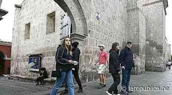 Sector turismo de Arequipa espera 20.000 visitantes en Fiestas Patrias - La República Perú