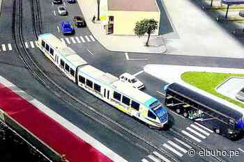 Arequipa: dudas sobre tranvía, tras convenio de S/ 5.5 millones que evaluará viabilidad - El Búho.pe