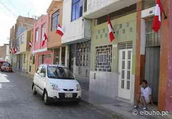 Arequipa: multas por no izar bandera en viviendas llegarían hasta los 4 mil 400 soles - El Búho.pe