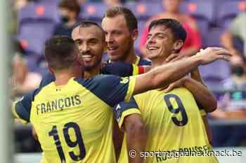 Anderlecht onderuit tegen nieuwkomer Union, Club Brugge speelt moeizaam gelijk