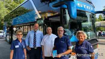 Buon viaggio e buon pellegrinaggio all'OFTAL di Casale Monferrato dal Gruppo STAT - Monferrato Web TV
