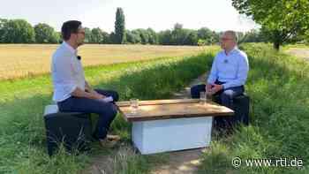 Offenbach: RTL Hessen-Sommerinterview mit Tarek Al-Wazir (Grüne) - RTL Online