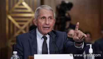 Fauci says US headed in 'wrong direction' on coronavirus - WSAZ-TV