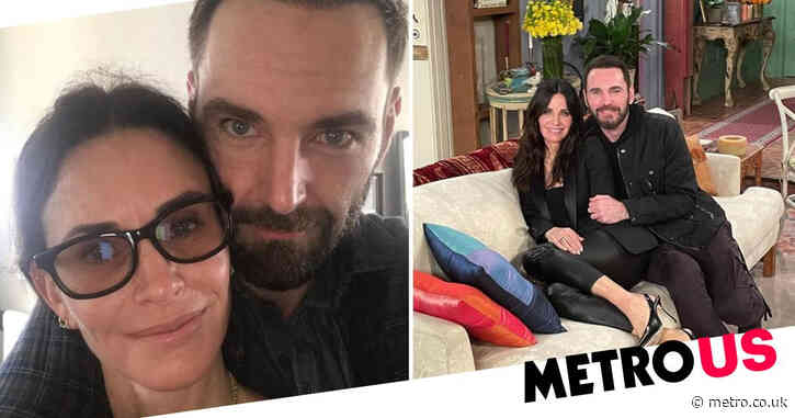 Courteney Cox celebrates boyfriend Johnny McDaid's birthday with Instagram post after long Covid separation: 'Happy birthday to my best friend and love'