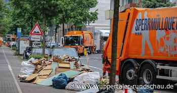Hochwasser: Großreinemachen in Wuppertal-Heckinghausen - Wuppertaler-Rundschau.de