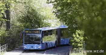 Wuppertal: Buslinien 618 und 624 fahren ab August neuen Weg - Westdeutsche Zeitung