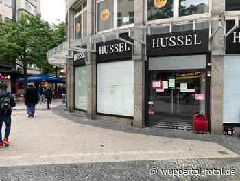 Süßwarengeschäft Hussel in der Poststraße ist Geschichte - Wuppertal total: Aktuelle Nachrichten aus der Region