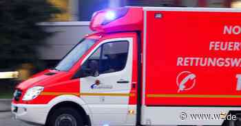 Bus macht eine Notbremsung in Wuppertal - acht Verletzte - Westdeutsche Zeitung