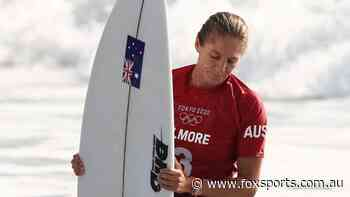 Triathlon trio rocked by 'complete chaos'; Steph Gilmore OUT in shock result: Aussies LIVE