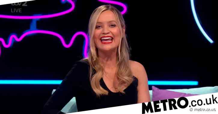 Love Island 2021: Laura Whitmore gets a text teasing her return just in time for Casa Amor