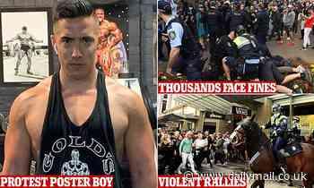 Anti-lockdown rally plans began weeks before Sydney, Melbourne events