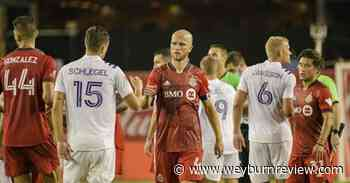 Toronto FC holds on to defeat Chicago Fire 2-1 - Weyburn Review