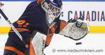 Oilers ink goalie Mike Smith to two-year extension - Weyburn Review